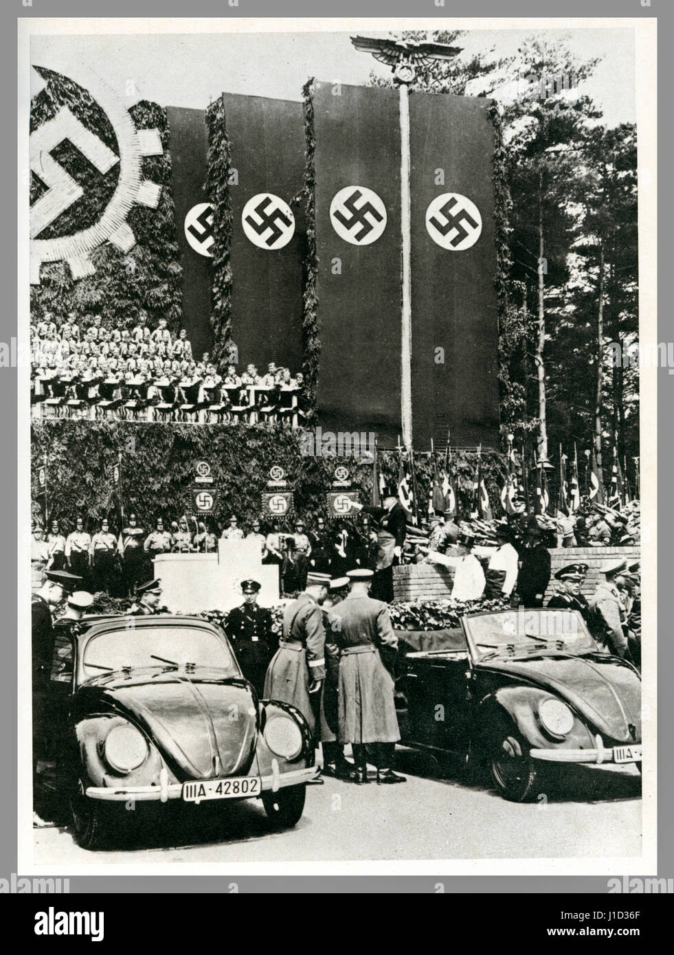 Autobahn 1930s Stock Photos Amp Autobahn 1930s Stock Images