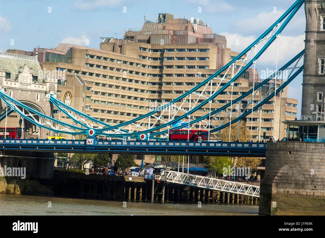 Tower Hotel London St Katharines Way