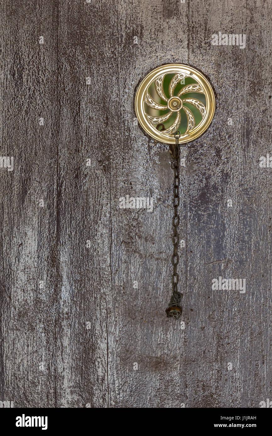 Inspection hole stock photos inspection hole stock images alamy - Antique peephole ...