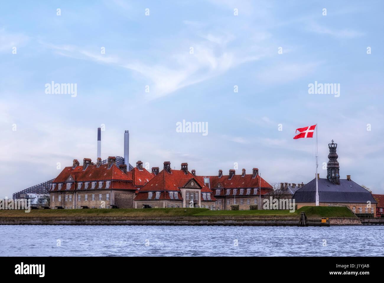 Nyholm, Copenhagen, Denmark, Scandinavia - Stock-Bilder