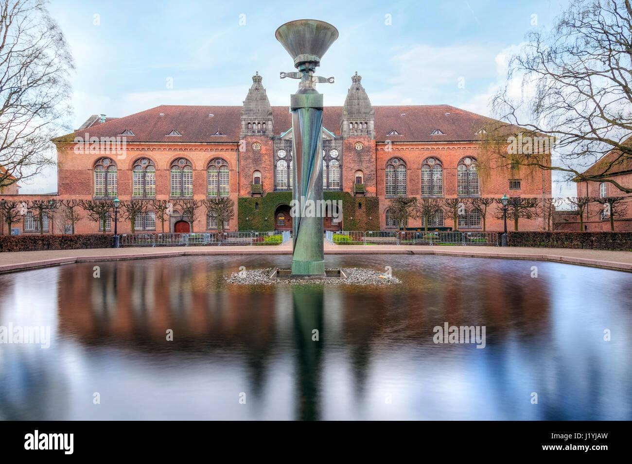 Royal Library, Copenhagen, Denmark, Scandinavia - Stock-Bilder