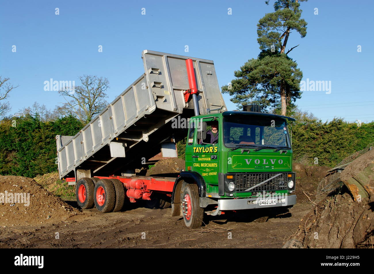 Haulage Tipper Stock Photos & Haulage Tipper Stock Images - Alamy