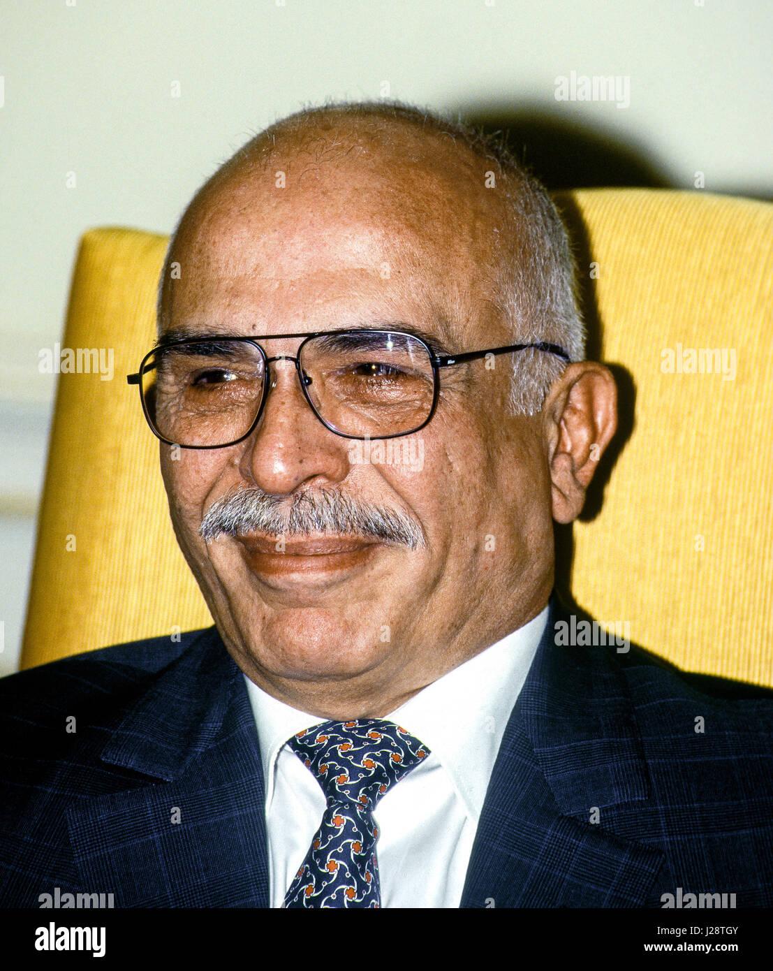 King Hussein bin Talal