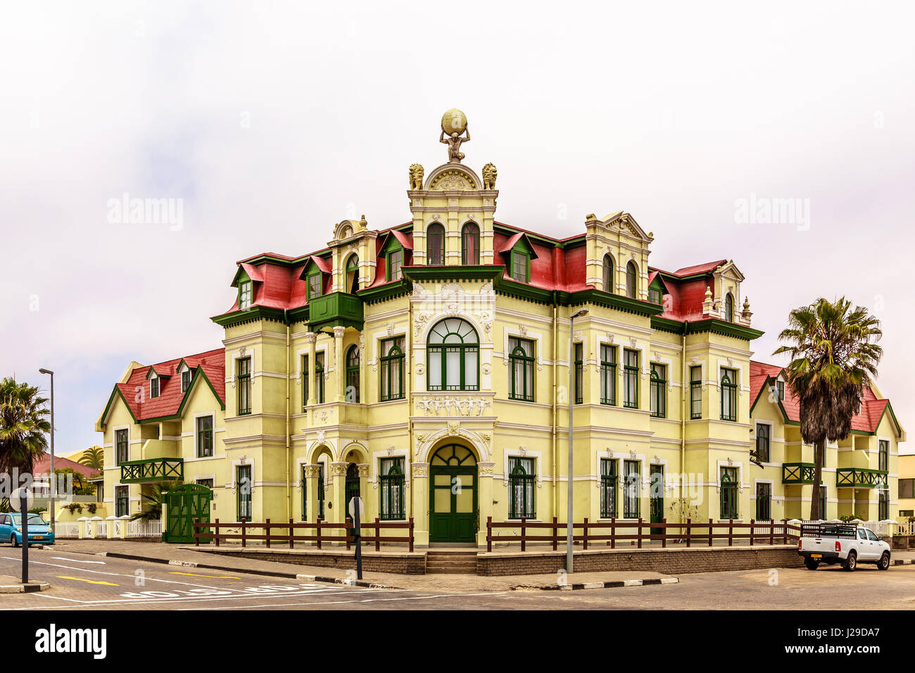 10 >> German Colonial Architecture Stock Photos & German Colonial Architecture Stock Images - Alamy