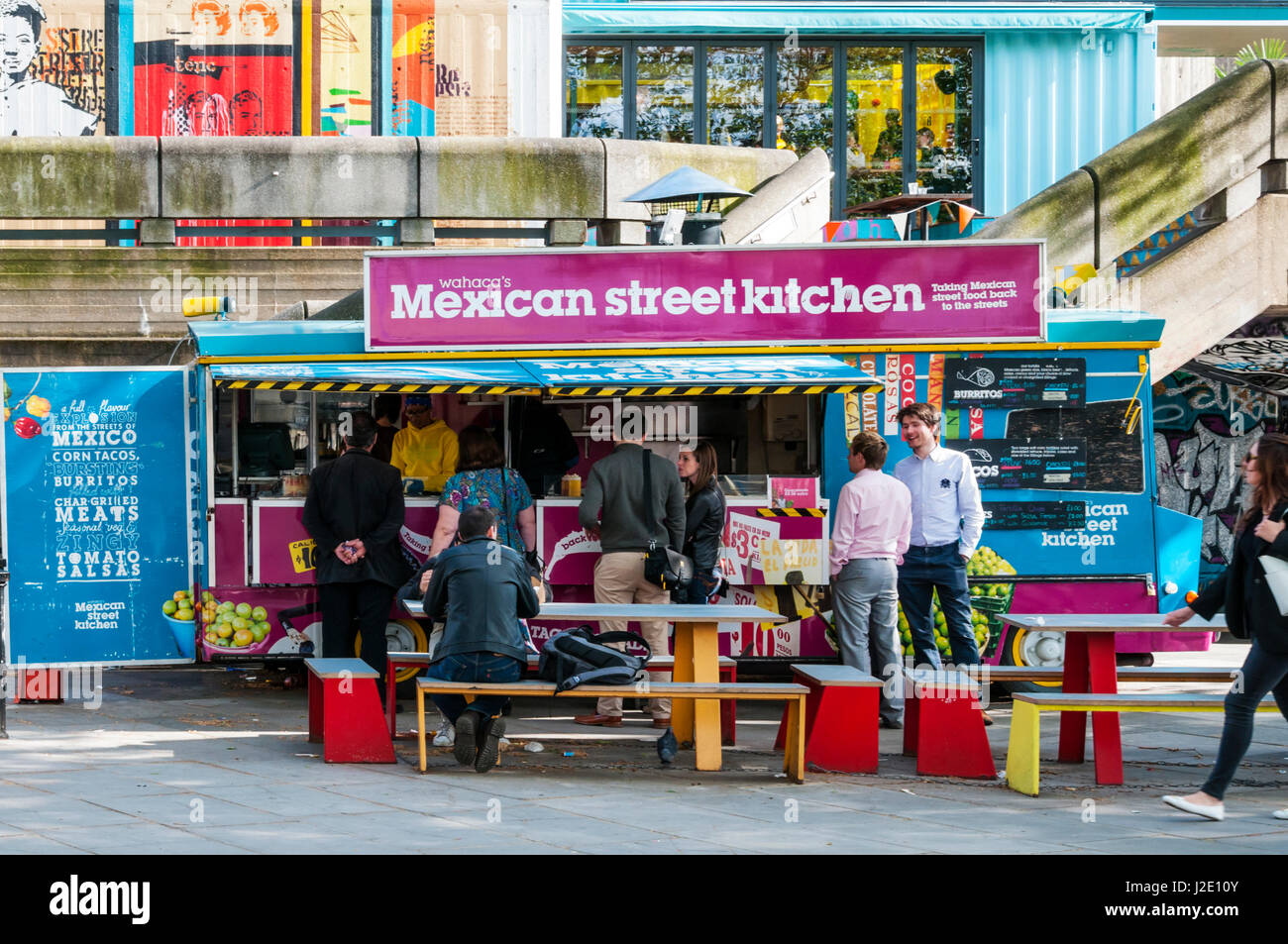 Mexican Street Food Restaurant Brighton