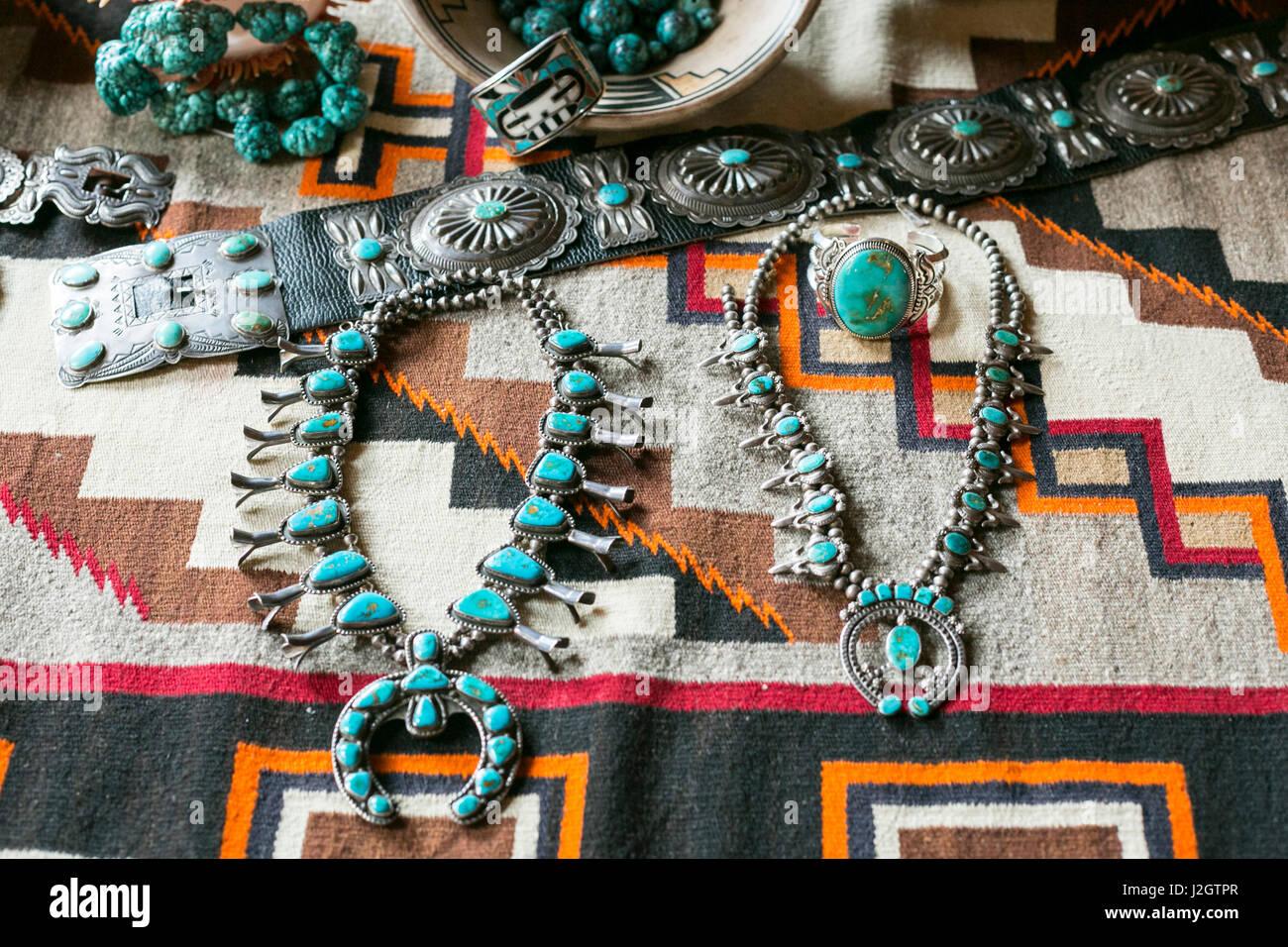 native american store santa fe stock photos native