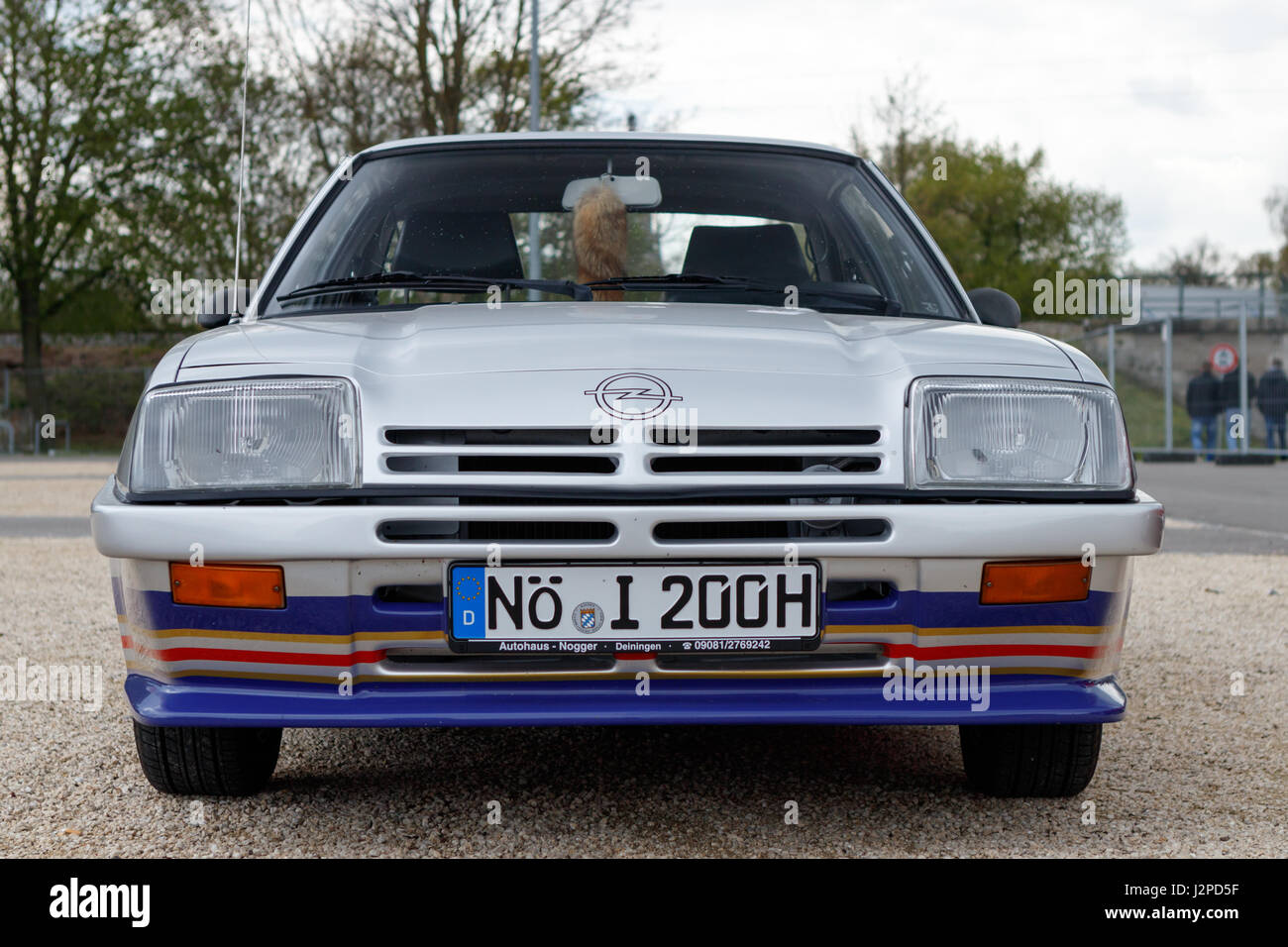 Opel Manta Stock Photos Amp Opel Manta Stock Images Alamy
