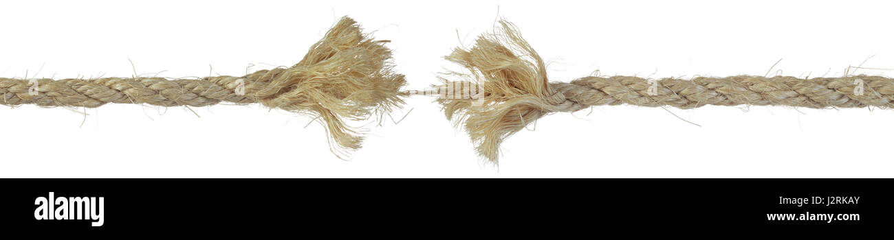 how to keep rope from fraying