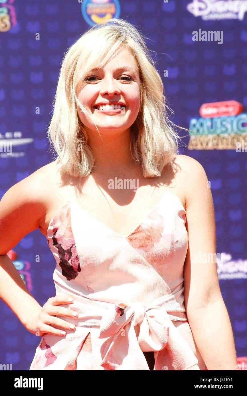 Savannah Keyes at arrivals for Radio Disney Music Awards - ARRIVALS 2, Microsoft Theater, Los Angeles, CA April - Stock-Bilder