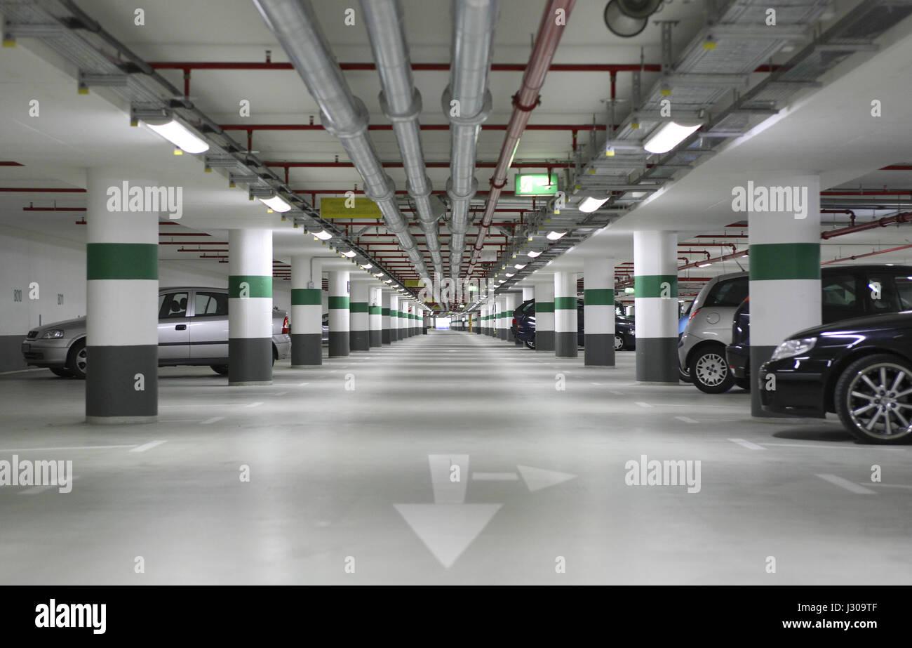 Feethams Multi Storey Car Park