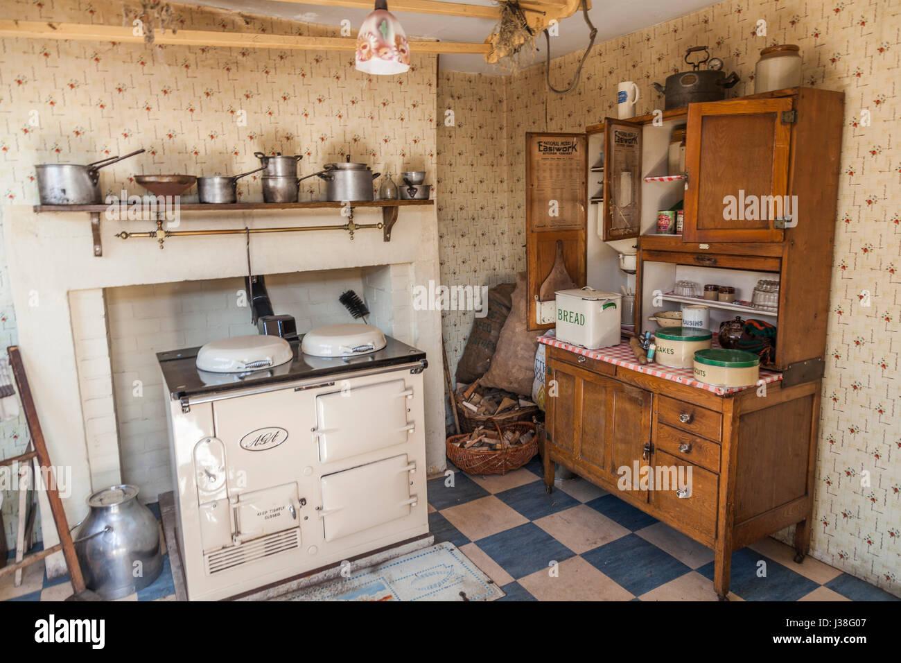 Farmhouse Kitchen Aga Stock s & Farmhouse Kitchen Aga Stock Alamy