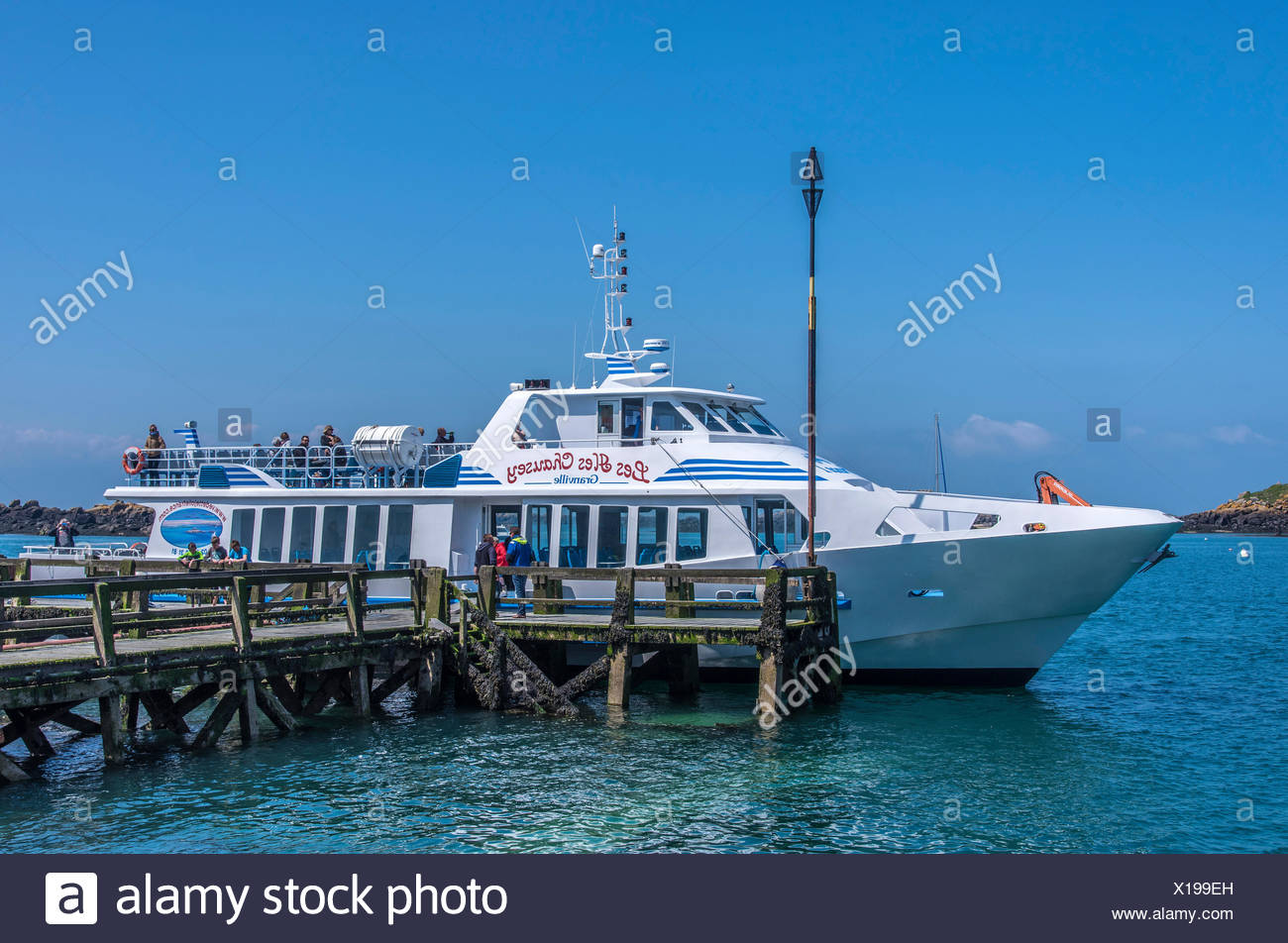 Manche Chausey Stock Photos & Manche Chausey Stock Images - Alamy