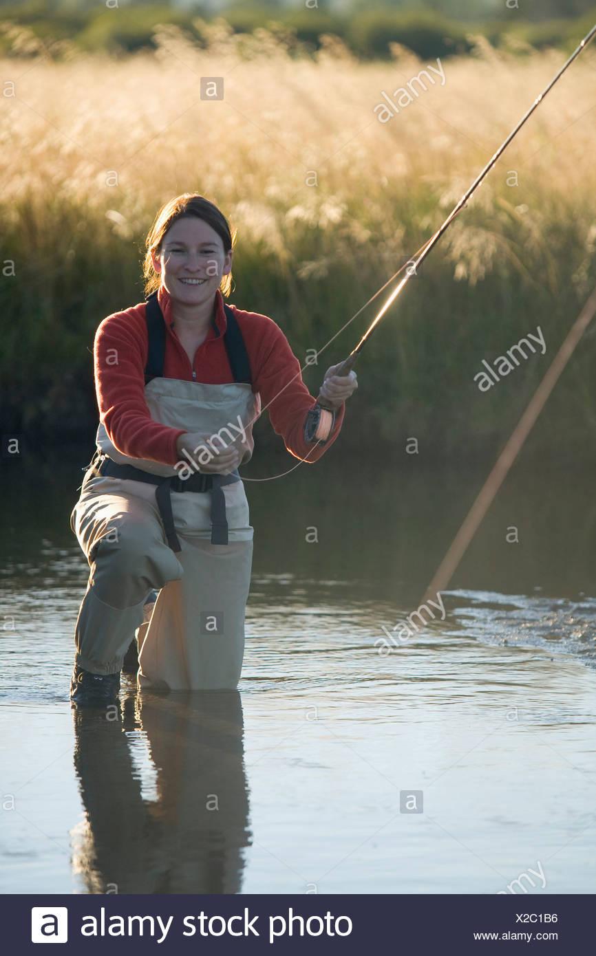 California fishing stock photos california fishing stock for Lake fishing near los angeles