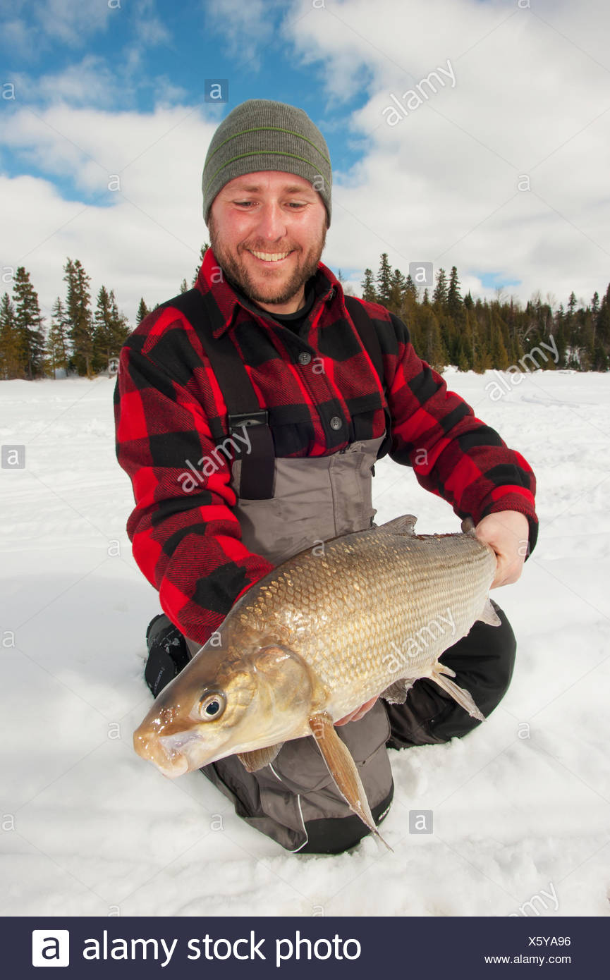 how to catch whitefish in the spring