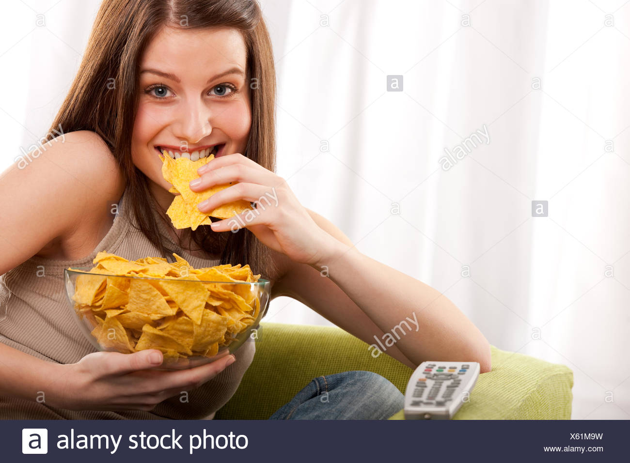 how to stop eating potato chips