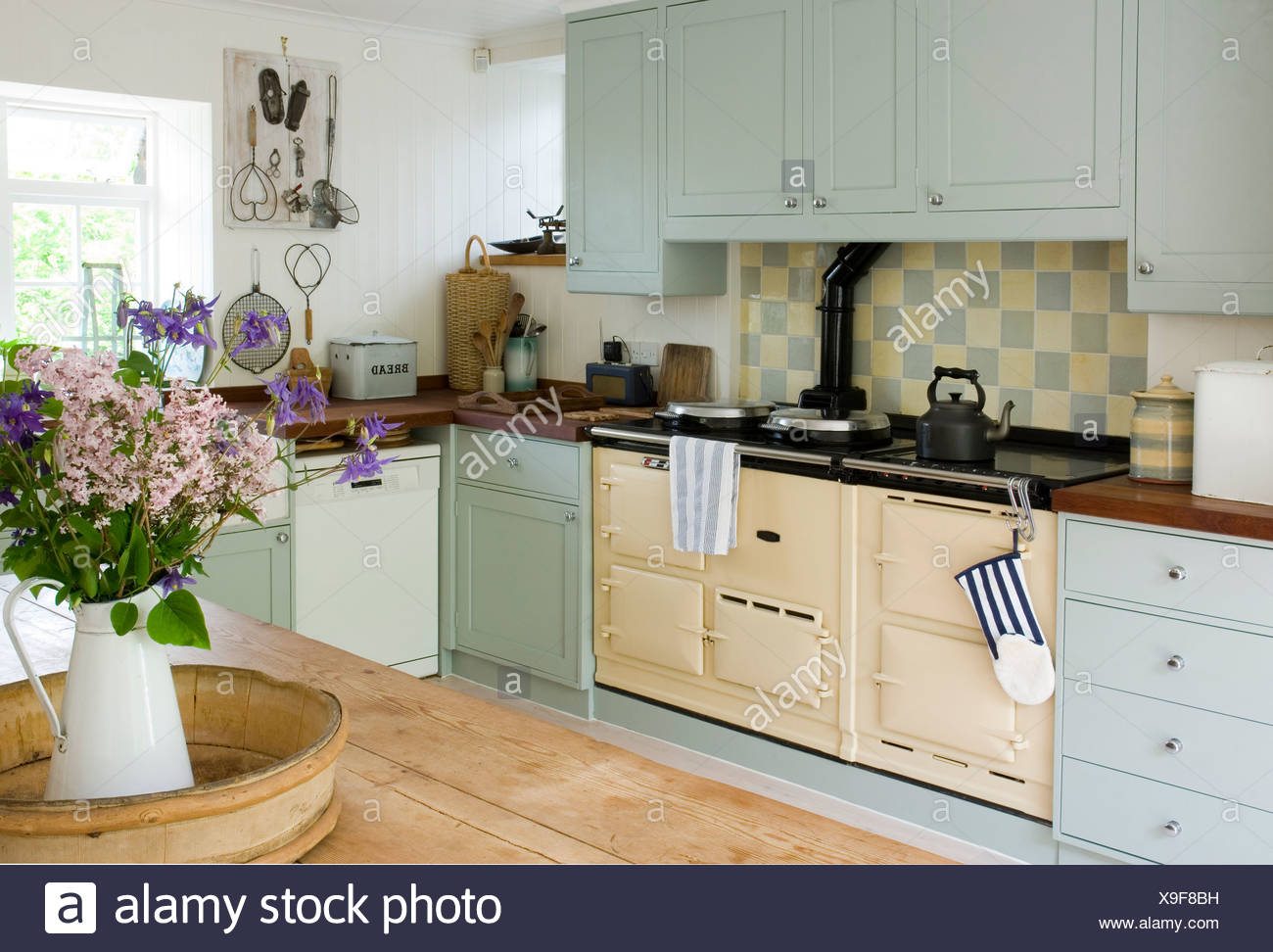 Old Fashioned Kitchen Hob ~ Antique oven stock photos images alamy