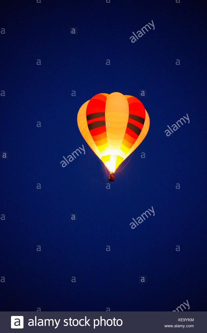 Balloon Festival Albuquerque New Mexico Stock Photos ...