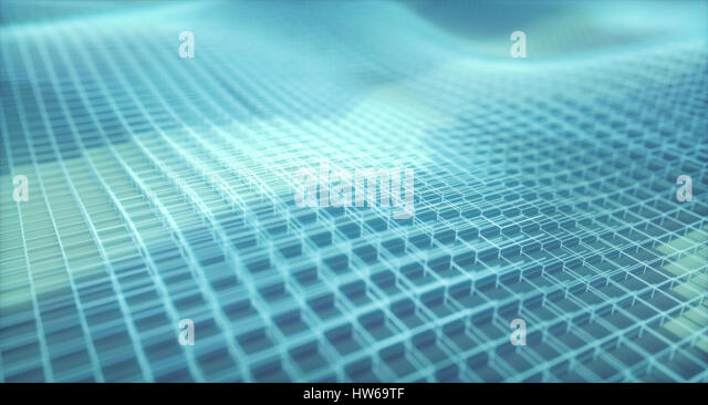 Blue cubes with texture, illustration. - Stock-Bilder