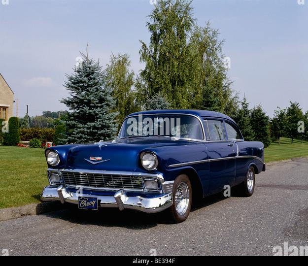 1956 Chevrolet Stock Photos Amp 1956 Chevrolet Stock Images