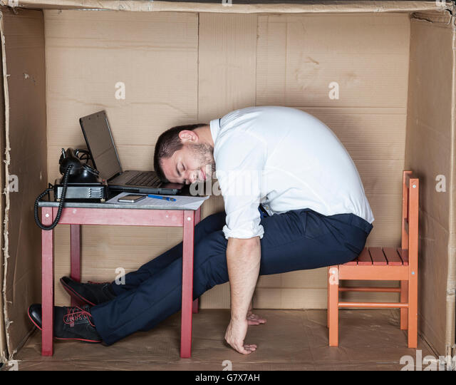 businessman sleeping in the office stock image business nap office relieve