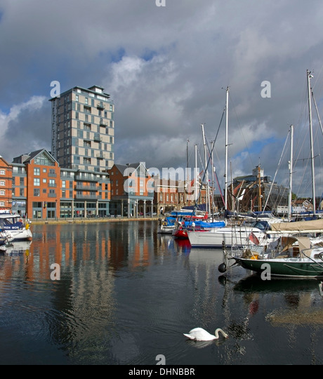 Ipswich Marina Stock Photos & Ipswich Marina Stock Images