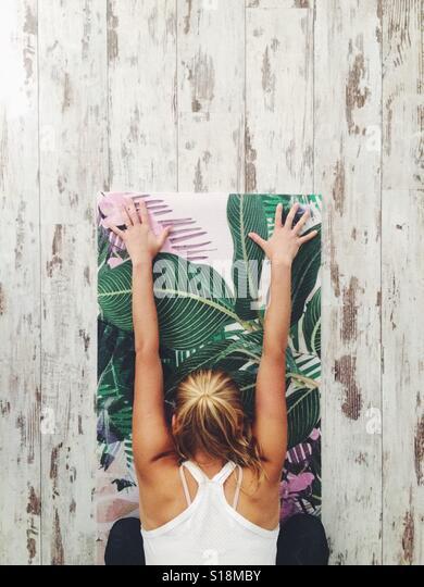 Yoga - Stock-Bilder