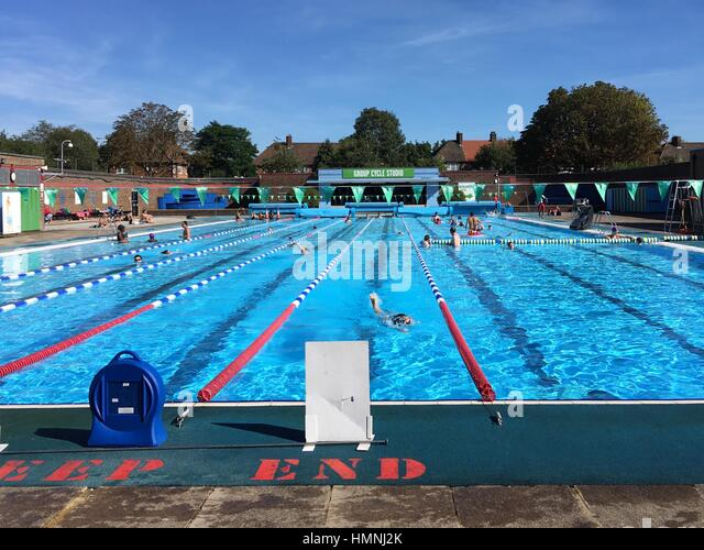 London Lido Stock Photos London Lido Stock Images Alamy