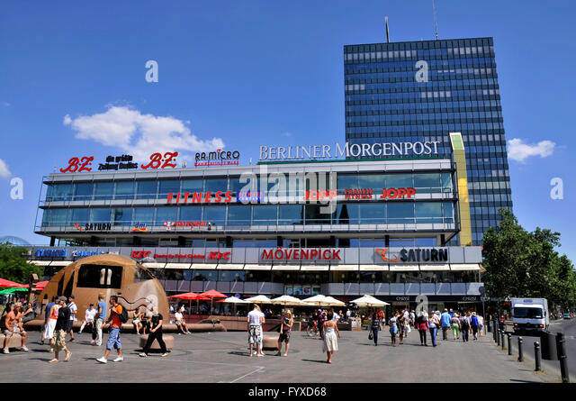 breitscheidplatz and europa center stock photos breitscheidplatz and europa center stock. Black Bedroom Furniture Sets. Home Design Ideas