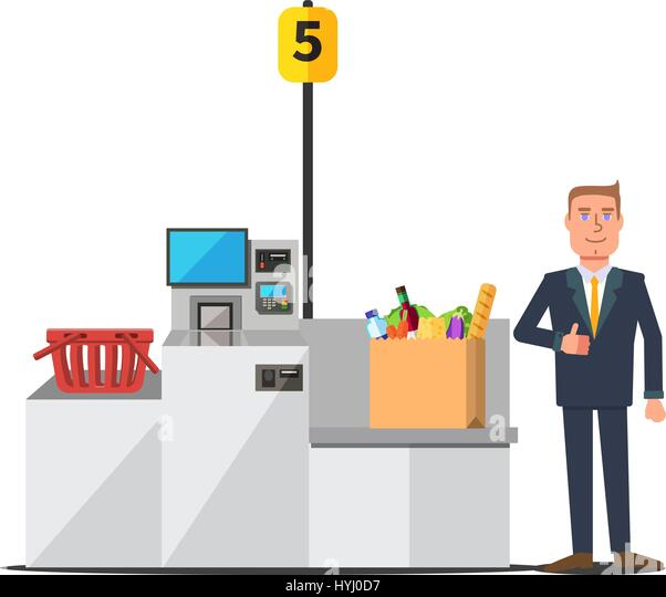 customer satisfaction with self service checkout Effectively designed customer satisfaction surveys  of automated customer service that will  time and checkout lines are installing more self .