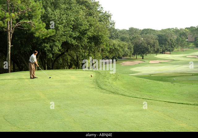 Tarpon Springs Florida Westin Innisbrook Resort Copperhead Golf Course fl - Stock Image