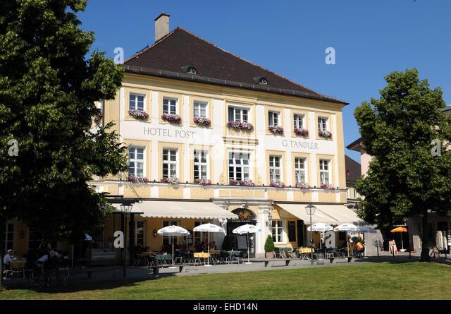 Hotel Zur Post Kochel