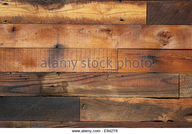 barn wood background. Shabby, Reclaimed Rustic Weathered Textured Barn Wood Background Wall - Stock Image