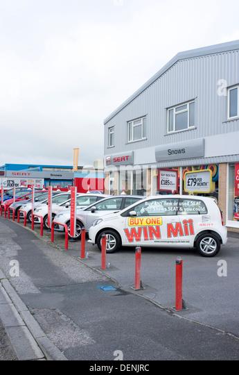 Seat Car Dealers Brighton