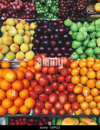 Tropical Fruit - Stock Image