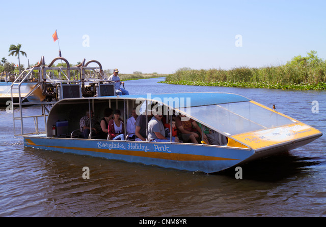 Air Boat Tours Near Fort Lauderdale