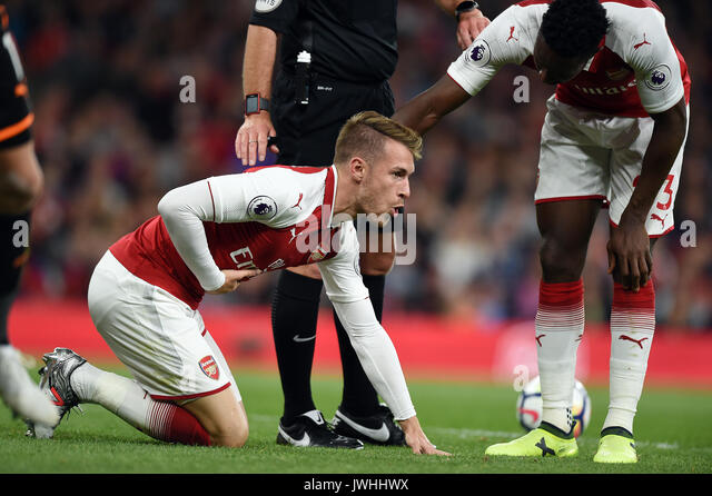 Aaron Ramsey Stock Photos & Aaron Ramsey Stock Images - Alamy