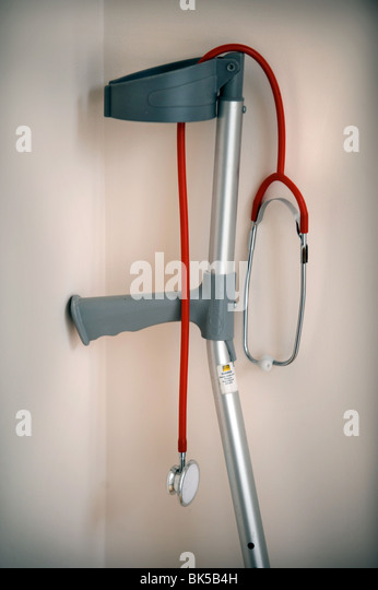 how to ask a doctor for crutches