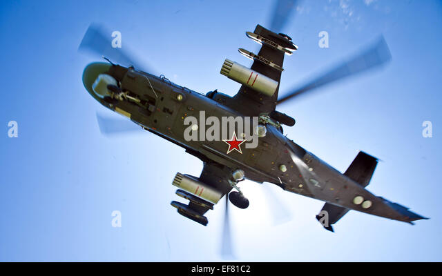 HELICOPTER SCENE 22 MINUTY (2014) - Stock Image