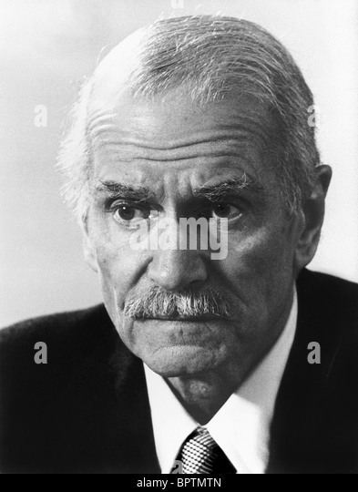LAURENCE OLIVIER ACTOR (1980) - Stock Image