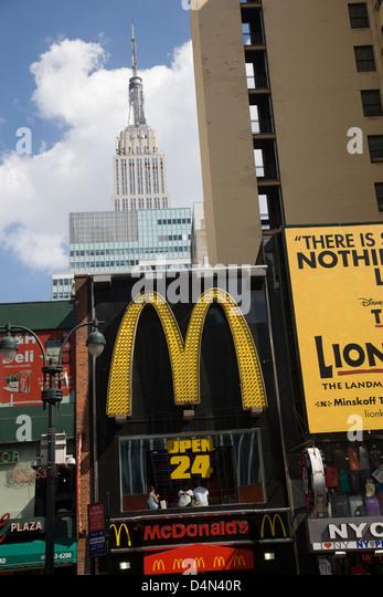 Empire Michigan Fast Food
