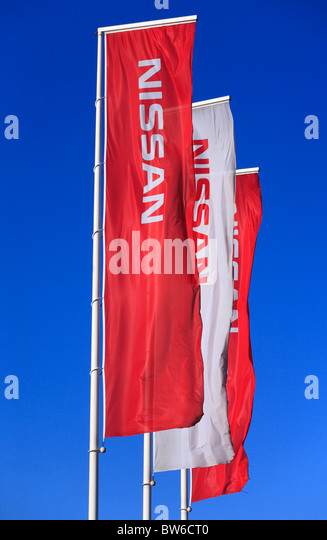 Nissan Cars Stock Photos Amp Nissan Cars Stock Images Alamy