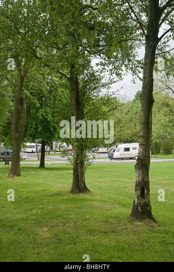 Caravan sites stock photos caravan sites stock images - Grange mobel deutschland ...
