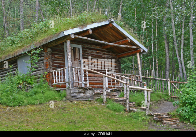Log House Canada Stock Photos Log House Canada Stock