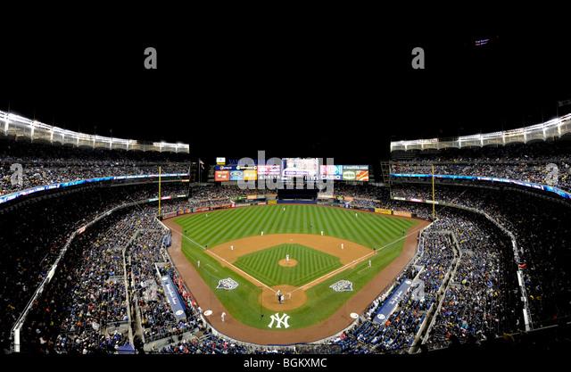Yankee Stadium - Stock Image