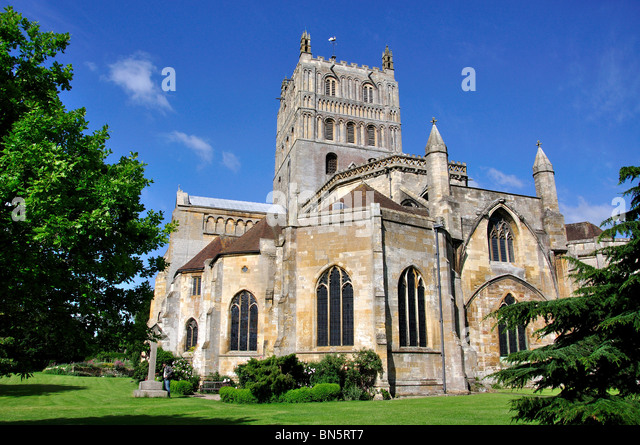 Tewkesbury United Kingdom  city photos gallery : Tewkesbury Abbey, Tewkesbury, Gloucestershire, England, United Kingdom ...