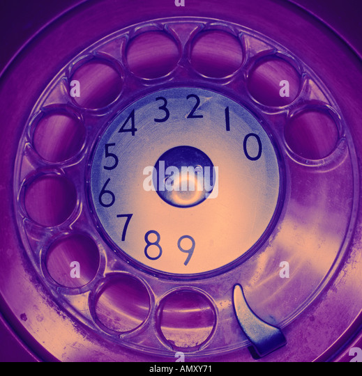 dial - Stock Image