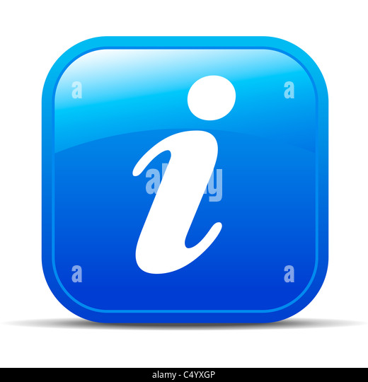 Info icon - Stock-Bilder