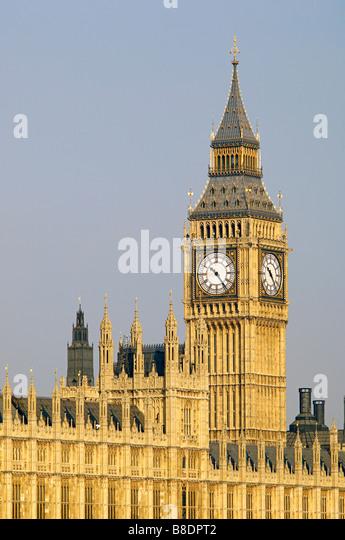 Houses of parliament - Stock-Bilder