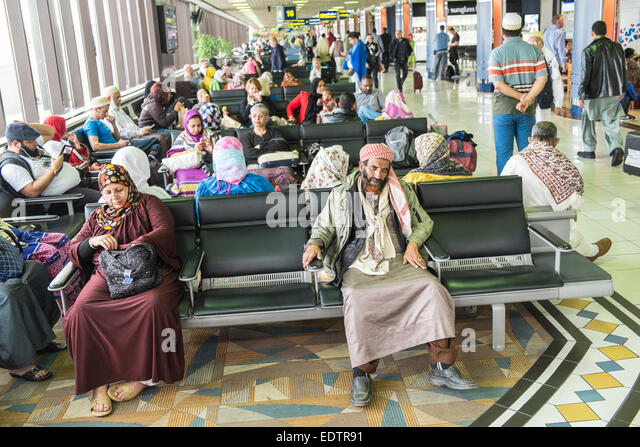 Bahrain International Airport, Bahrain, Middle East - Stock Image