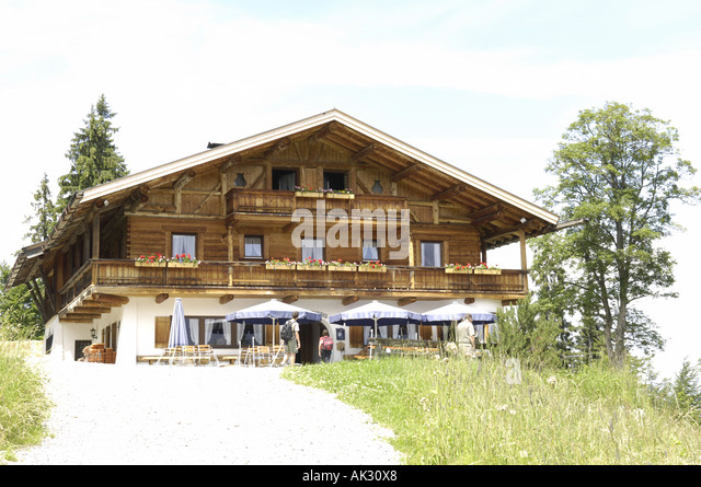 germany bavaria typical wooden house stock photos germany bavaria typical wooden house stock. Black Bedroom Furniture Sets. Home Design Ideas
